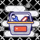 Toolbox Toolkit Kit Icon