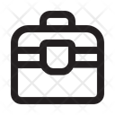 Toolbox Toolkit Box Toolkit Bag Icon