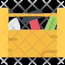 Toolbox Builder Building Icon