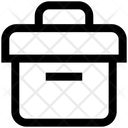 Toolkit Tool Bag Construction Icon