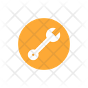Tools Service Indicator Wrench Icon