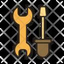 Tools Fix Setting Icon