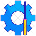 Repair Equipment Wrench Icon
