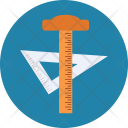 Tools Ruler Set Icon