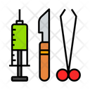 Tools Operation Surgery Icon
