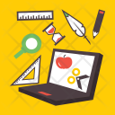 Computer Tools Write Icon