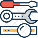 Tools Projector Spanner Icon