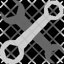 Garage Automotive Tools Icon