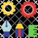 Tools Utensil Machine Icon
