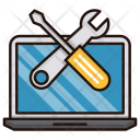 Tools Education School Icon
