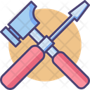 Tools Wrench Screwdriver Icon