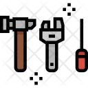 Tools Mechanic Repair Icon