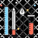 Tools Pencil Sample Icon