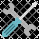Screwdriver Tools Repair Icon