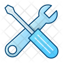Tools Construction Equipment Icon