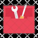 Tools Box Screwdriver Icon