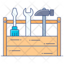 Toolkit Tools Box Tool Chest Icon