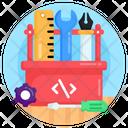 Tools Kit Tools Box Engineer Tools Icon
