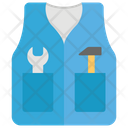 Tools in Jacket Icon
