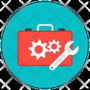Tools Kit Toolbox Tools Case Icon