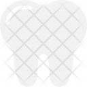 Molar Tooth Human Icon