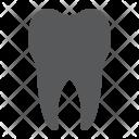 Tooth Stomatology Dental Icon