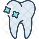 Tooth Periodontics Dental Icon