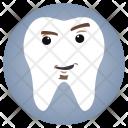 Attitude Dentist Tooth Icon