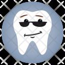 Glasses Attitude Dentist Icon