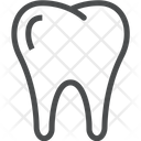 Teeth Dentist Human Body Part Icon