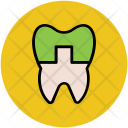 Tooth Dental Plaques Icon
