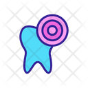 Tooth Advertise Icon