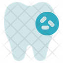 Dentist Bacteria Tooth Icon