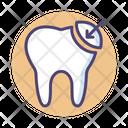 Tooth Bonding Icon