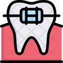 Tooth Brace Icon