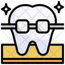 Tooth Braces Icon