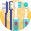 Tooth Brush Hygiene Tooth Care Icon