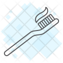 Tooth Brush Clean Icon