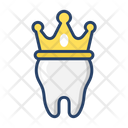 Crown Dental Care Dentistry Icon
