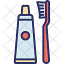Oral Hygiene Tooth Care Tooth Cleaning Icon