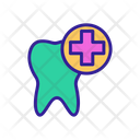 Tooth Clinic Icon