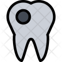 Tooth Clinic Medicine Icon