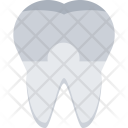 Tooth Crown Medicine Icon