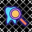 Tooth Examination Icon