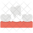 Tooth Extraction Removal Icon