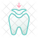 Tooth Filling Tooth Filling Icon