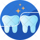 Tooth floss Icon