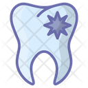 Plaque Tooth Infection Oral Infection Icon
