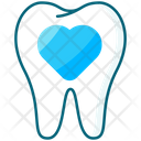 Tooth Love Icon
