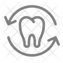 Dental Dentistry Health Icon